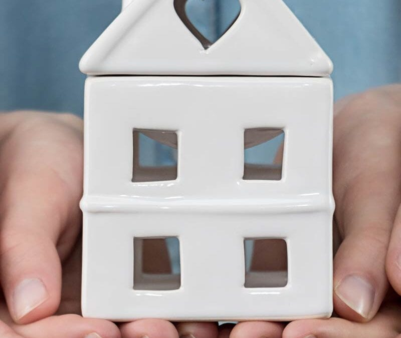 The rise of the first time buyer